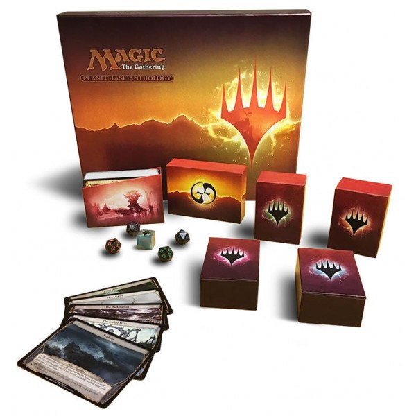 MTG Planechase Anthology cod 630509428656