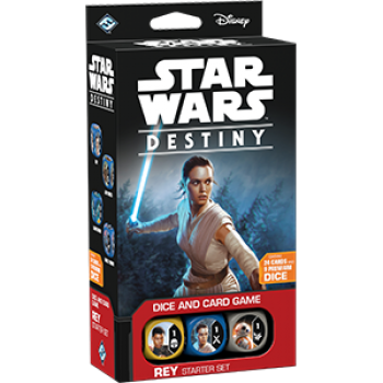 Star Wars Destiny Rey Starter Pack