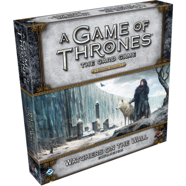 A Game of Thrones LCG 2nd Edition Watchers on the Wall cod 841333102777