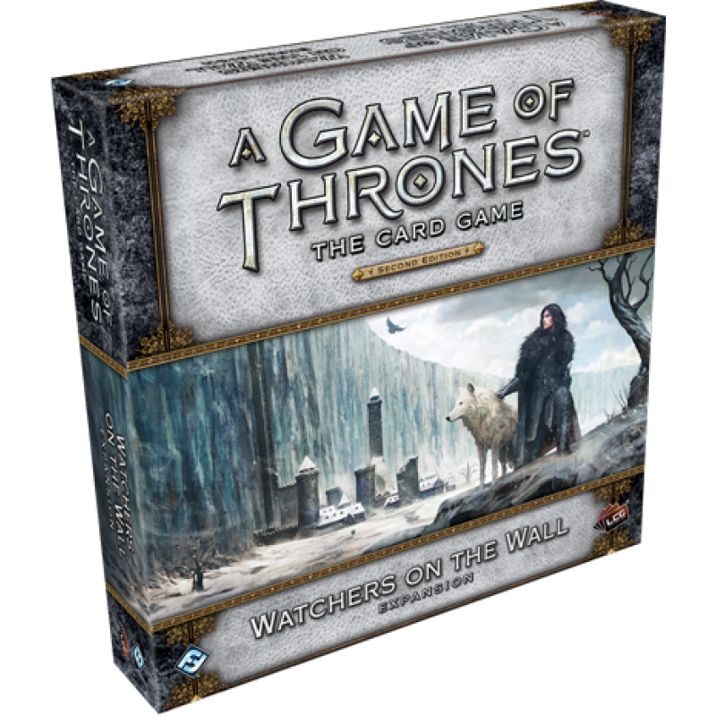 A Game of Thrones LCG 2nd Edition Watchers on the Wall