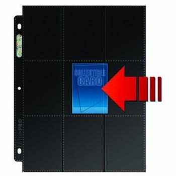 18 POCKET PAGE BLACK cod 074427828912