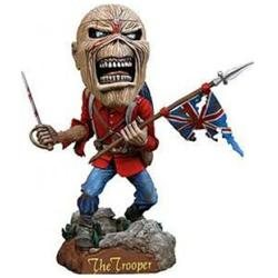 IRON MAIDEN EDDIE TROOPER HEAD KNOCKER BOBBLE HEAD