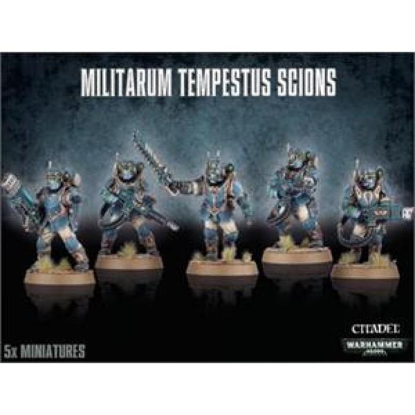 MILITARUM TEMPESTUS SCIONS cod 5011921049967