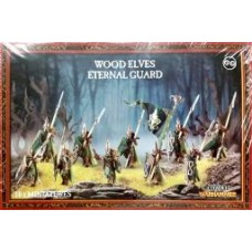 WOOD ELVES ETERNAL GUARD cod 5011921050345