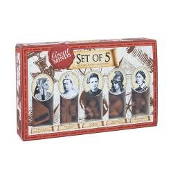 Womens Set of 5
