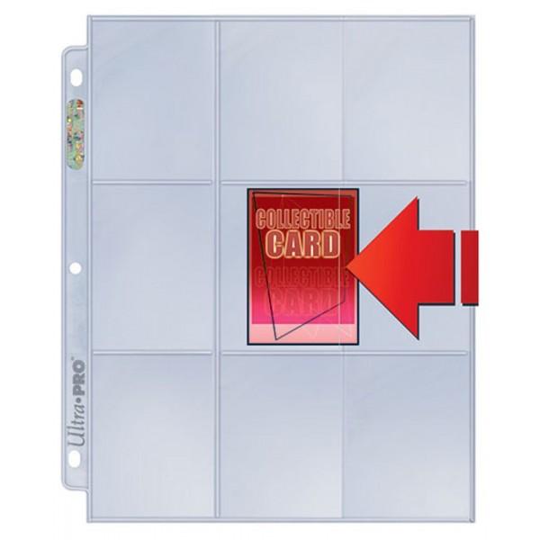 SIDE-LOAD 9 POCKET PAGES cod 074427828929