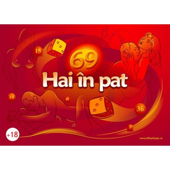 69 HAI IN PAT - SEX TIME (JOC PENTRU ADULTI 18+) cod 646809513848