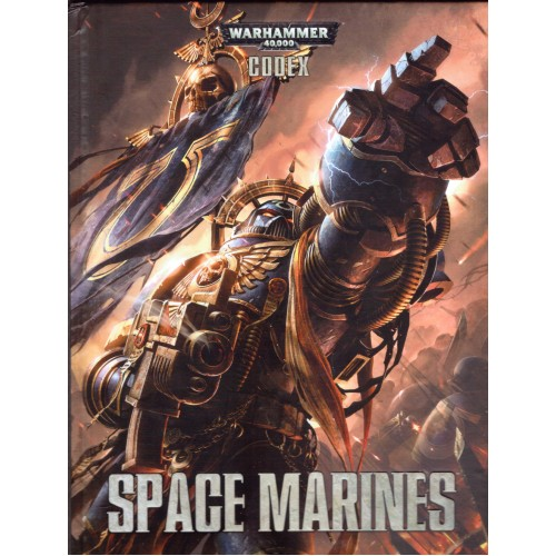 CODEX: SPACE MARINES (ENGLISH) ED 2013 cod 9781782537472