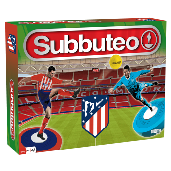Subbuteo Playset Atlético de Madrid 2nd Edition