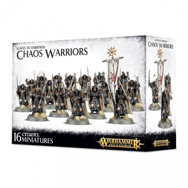 CHAOS WARRIORS cod 5011921066810