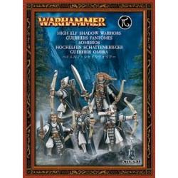 HIGH ELF SHADOW WARRIORS (7ED)