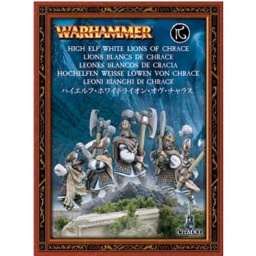 HIGH ELF WHITE LIONS OF CHARCE cod 5011921937899
