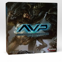 Alien vs Predator: The Hunt Begins 2nd Edition - EN