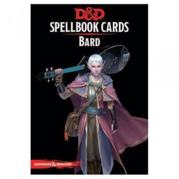 D&D Spellbook Cards - Bard 128 Cards