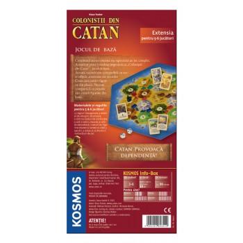 EXTENSIE 5-6 JUCATORI COLONISTII DIN CATAN cod 4002051693428