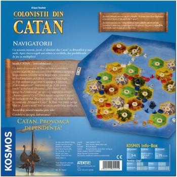 NAVIGATORII (EXTENSIE COLONISTII DIN CATAN) cod 4002051694104