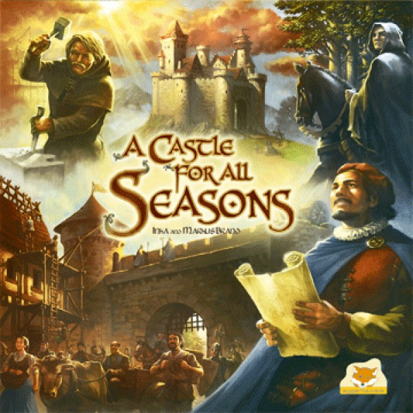 A CASTLE FOR ALL SEASON cod 4260070350283