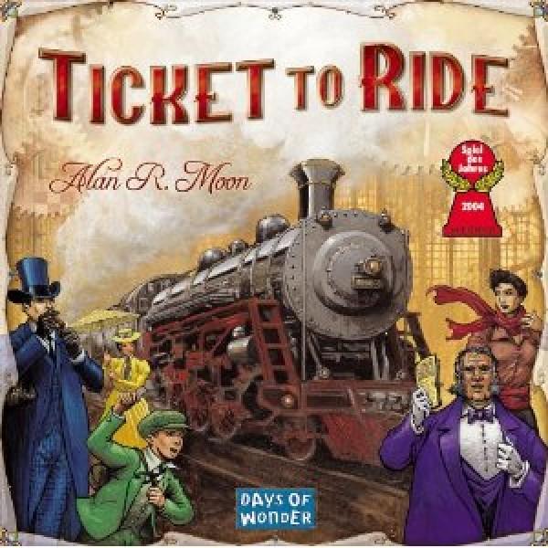 Ticket to Ride cod 824968717912