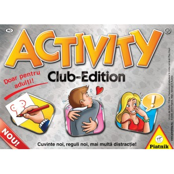Activity Club Edition 18+ editia in limba romana cod 9001890736735