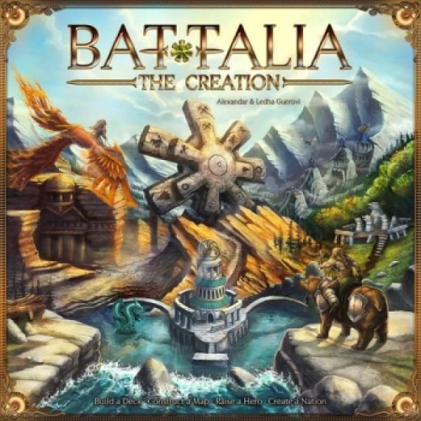 Battalia: The Creation cod 763250534700