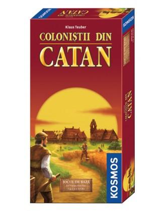 Extensie 5-6 jucatori Colonistii din Catan