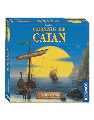 Navigatorii (extensie Colonistii din Catan)