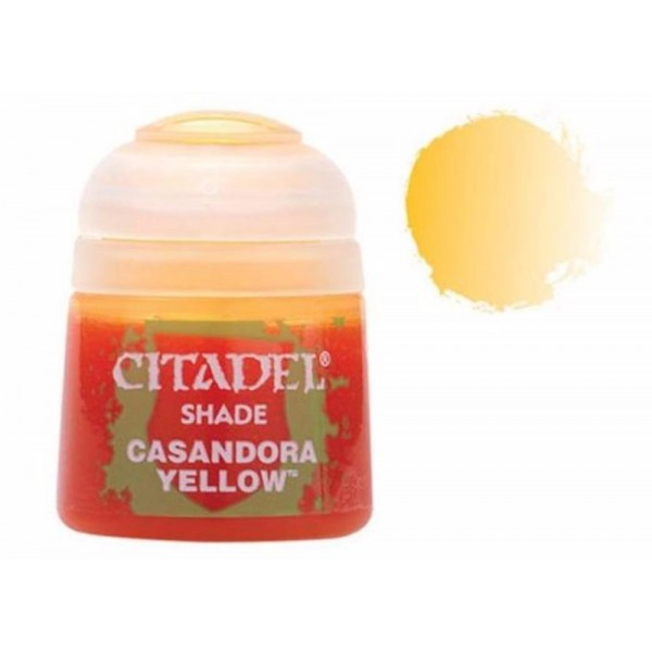 Casandora Yellow cod 5011921026876