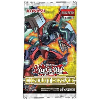 YGO - Circuit Break - Booster