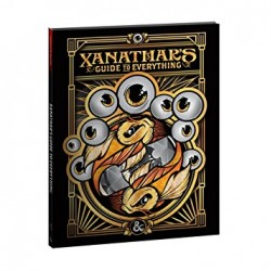 Dungeons & Dragons RPG - Xanathar's Guide to Everything (Limited Edition)