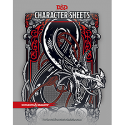 D&D RPG - Charater Sheets - EN