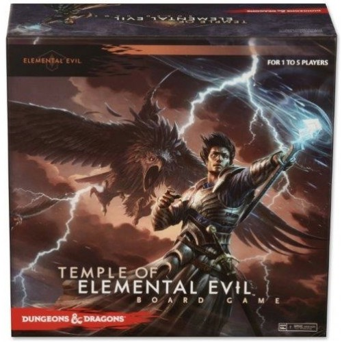 D&D TEMPLE OF ELEMENTAL EVIL cod 634482718186