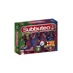 FC Barcelona Subbuteo Playset UEFA Champions League Official Edition