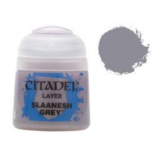Slaanesh Grey cod 5011921026753