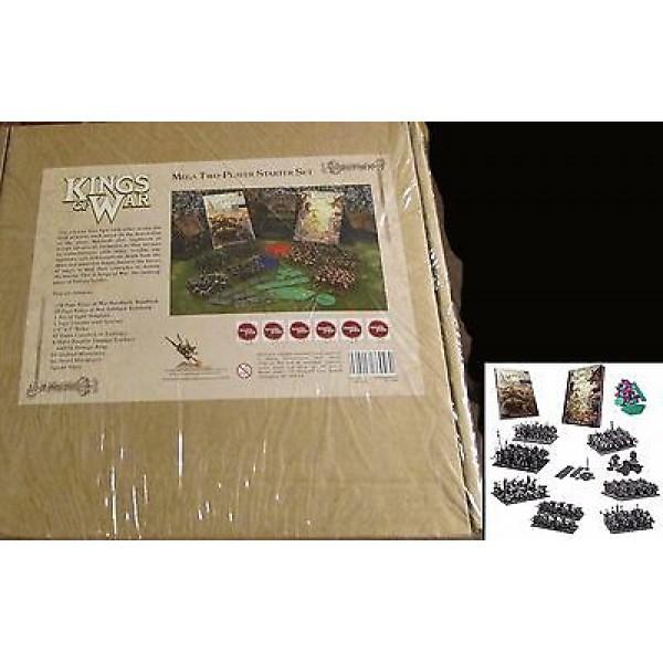 Kings of War Two Player Starter Set cod 5060208869460