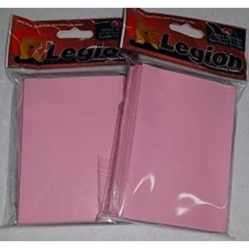 Legion - YGO Sleeves - D-Matte Pink (60 Sleeves)