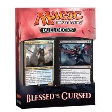 DUEL DECKS: BLESSED VS CURSED cod 630509393855