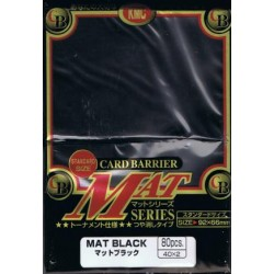 KMC SLEEVES MAT BLACK