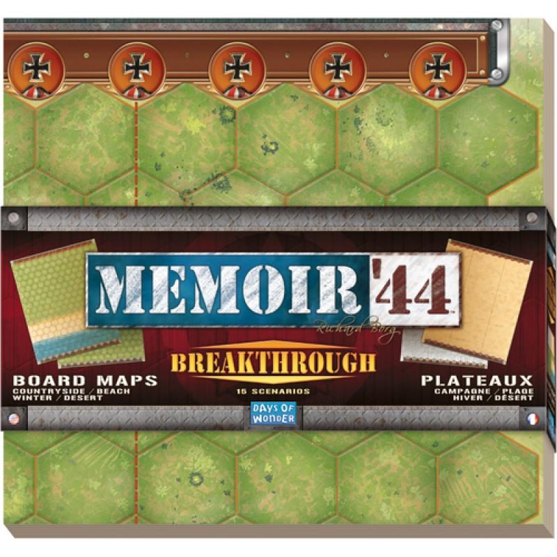 Memoir 44 Brakthrough
