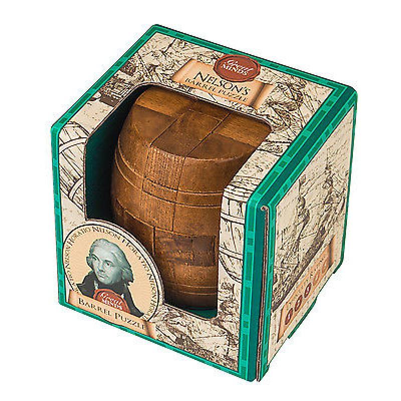 Nelsons Barrel Puzzle