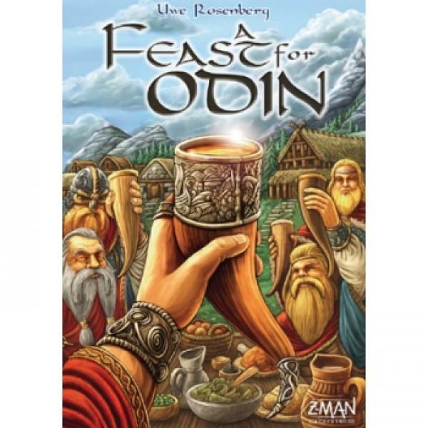 A Feast for Odin - EN cod 681706716909