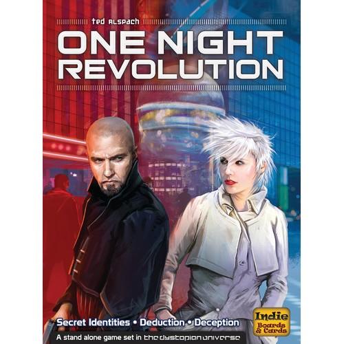 ONE NIGHT REVOLUTION cod 792273251011