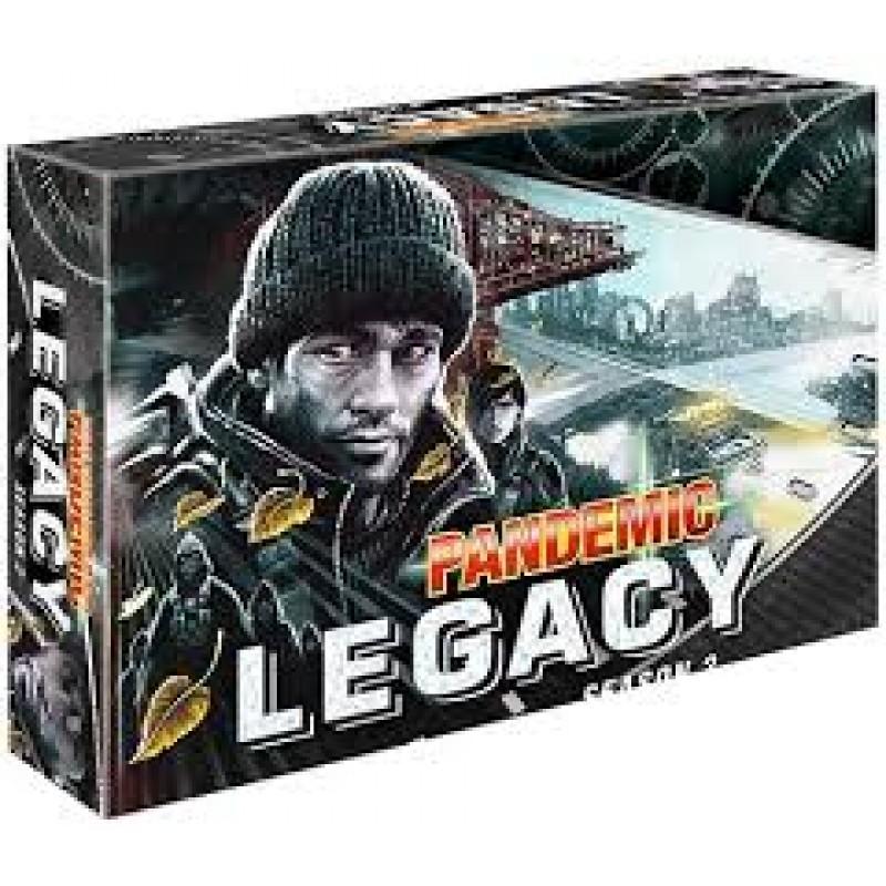 Pandemic: Legacy - Season 2 (Black Version)