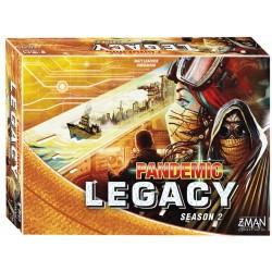 Pandemic: Legacy - Season 2 (Yellow Version)