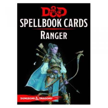 D&D Spellbook Cards - Ranger 46 Cards