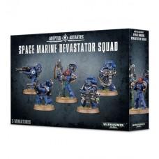 SPACE MARINE DEVASTATOR SQUAD cod 5011921060108