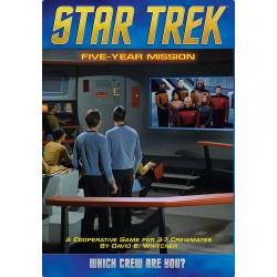 Star Trek Five Year Mission