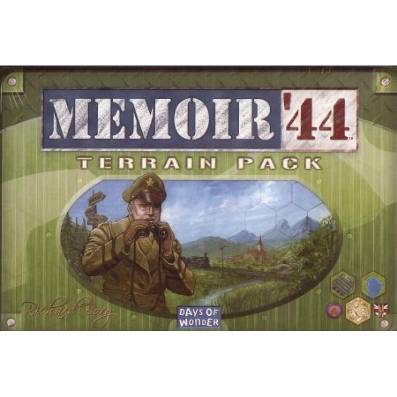 Memoir 44 Terrain Pack
