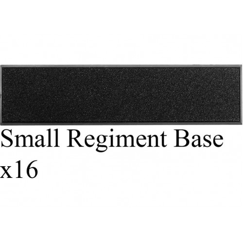 SMALL REGIMENTAL BASES cod 5011921957460
