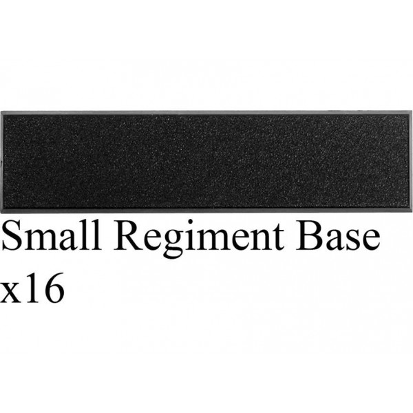 SMALL REGIMENTAL BASES cod 5011921957460