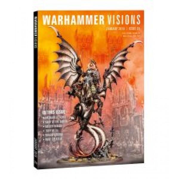 WARHAMMER VISIONS cod 9772054335001